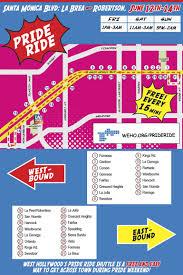 Santa Monica Halloween Parade Street Closures by Go Metro To La Pride The Source