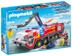 Playmobil - Airport Fire Engine - 5337 Playmobil Take Along Fire Station Toysrus Child Toy 5337 City Action Airport Engine With Lights Trucks For Children Kids With Tomica Voov Ladder Unit And Sound 5362 Playmobil Canada Rescue Playset Walmart Amazoncom Toys Games Ambulance Fire Truck Editorial Stock Photo Image Of Department Truck Best 2018 Pmb5363 Ebay Peters Kensington