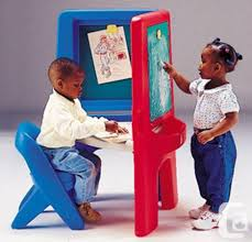 Step2 Art Easel Desk Canada by Step2 Creative Art Easel Desk Centre With Chair For Up To 3 Kids