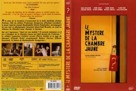 le mistere de la chambre jaune jaquette dvd de le mystère de la chambre jaune cinéma