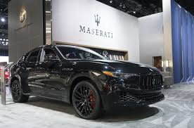 100 Maserati Truck 2018 Levante And Quattroporte Are Back In Black