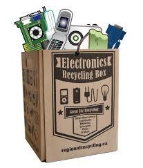 free electronics recycling regional recycling