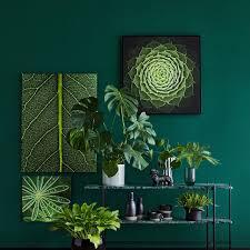 grüne wandbilder wohnbereich hamburg kunstkopie de
