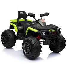 Predatour 12v Kids Electric Ride On Beach Quad Bike - Green – Micro ... 12v Gwagon 4x4 Truckjeep Battery Electric Ride On Car Children Predatour 12v Kids On Beach Quad Bike Green Micro Ford Ranger Jeep Youtube Buy Toy Fire Truck Flashing Lights And Siren Sound Shop Aosom Off Road Wrangler Style Twoseater Rideon With Parental Cars For With Remote Control Fresh Amazon Best Choice 24ghz Rc Toys 112 4wd High Speed Quality For 110 Big 4 Channel 10 Kid Trax Dodge Ram Review