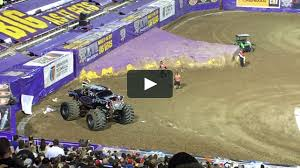 100 Monster Truck Crashes Truck Racing And Crash Jam World Finals Las