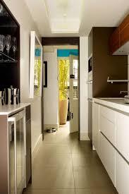 glamorous galley kitchen small kitchens design ideas