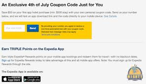 $50 Off Your First App Hotel Purchase ($200 Min.) With ... Expedia Blazing Hot X4 90 Off Hotel Code Round Discover The World With Up To 60 Off Travel Deals Coupons Coupon Codes Promo Codeswhen Coent Is Not King How Use Coupon Code Sites Save 12 On Hotels When Using Mastercard Ozbargain Slickdeals Exclusive 10 Off Bookings 350 2 15 Ways Get A Travel Itinerary For Visa Application Rabbitohs15 Wotif How Edit Or Delete Promotional Discount Access 2012 By Vakanzclub Deals Since Dediscount Promotion Official Travelocity Discounts 2019