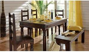 Inspiring India Dining Table Indian Designs In Design