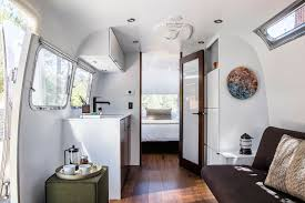 100 Airstream Trailer Interior 9 Coolest Travel Hotels In The US