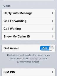 App to hide number when calling Newshosting api