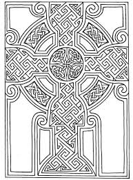 Coloring Books Celtic Art