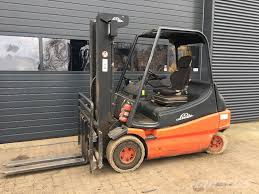 100 E30 Truck Linde Electric Forklift Trucks Price 7378 Year Of