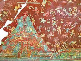 San Bartolo Murals National Geographic by Painting In The Americas Before European Colonization Wikipedia