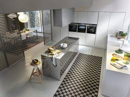 cuisine avec ilots cuisine avec îlot central moderne au quotidien