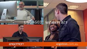 Ergotron Standing Desk Manual by Ergotron Workfit A Happier Healthier Workplace Youtube