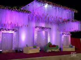 Best Outdoor Wedding Stage Decoration Ideas Impressive