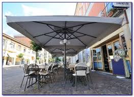 large cantilever patio umbrellas uk patios home decorating