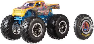 Amazon.com: Hot Wheels: MONSTER TRUCKS