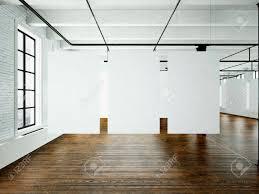 100 Art Studio Loft Modern Art Museum Expo In Loft Interior Open Space StudioEmpty