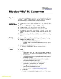 Self Employed Carpenter Resume Elegant Save Example Sample Of