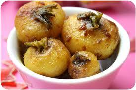 cuisiner navets nouveaux navets confits au curcuma kitchen