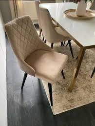 chesterfield esszimmer stühle