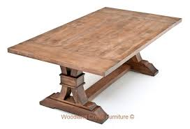 Elegant Ranch Dining Table Custom Made Tables