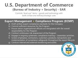bureau of industry security export compliance keeping you safe solvent out of trouble