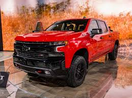 100 Kelley Blue Book Trucks Chevy 2019 Chevrolet Silverado First Look