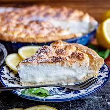 low carb keto zitronen baiser tarte torten kuchen