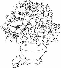 Download Coloring Pages Flower Color Hard Free On Art