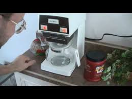 1979 Mint In The Box Mr Coffee Brewer Model MCS 200