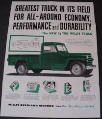 1950 1951 1/2 Ton Willys Truck Brochure Jeep Overland ORIGINAL ... 1950 1951 12 Ton Willys Truck Brochure Jeep Overland Original 1962 Wagon First Drive Trend Project Superior 1948 Pickup Chopped Pinterest Trucks Ewillys Page 30 Rebuild By 50wllystrk Build 1957 Willys Pickup No Reserve Custom Hot Rod Ratrod Rat Resto Mod 1961 Photo Submitted Winston Weaver Desireabletoys 1953 Specs Photos Modification Info Heritage The Blog 1941 Hot Rod Network 1938 T243 Indy 2011