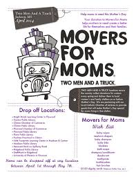April 2014 Newsletter #jacksonmsmovers #moverswhocare ... Wisconsin Motor Carriers Association Membership Directory 2012 Badger Brothers Moving 20 Photos 33 Reviews Movers 313 W Dc Meets Madison 2018 Greater Madison Chamber Of Commerce Madisons Papa Joe Tires Sells Good Humor Truck And Biz To Coach Two Men And A Truck Huntsville Al Home Facebook Stress Who Blog In Wi Driver Passenger Killed Cgarbage Crash On Fire Fighters Trapped When Overturns Co Team Dorm Moving Tips