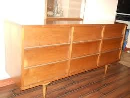 Johnson Carper Mid Century Dresser by Furniture Antique Price Guide