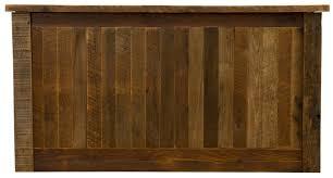 Wayfair Headboards California King by Fireside Lodge Reclaimed Barnwood Panel Headboard U0026 Reviews Wayfair
