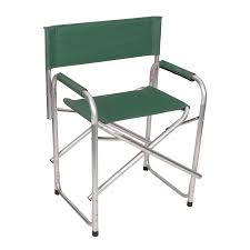 100 Aluminum Folding Lawn Chairs Heavy Weight DuraTech Directors Chair In DuraTech Stall Drape