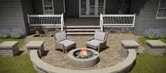 Image Of Belgard Fire Pit Belgard Design Studio Fire PitsOur New