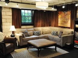 Affordable Basement Ceiling Ideas by Basement Finishing Costs Hgtv