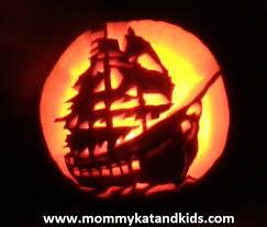 Bruce The Shark Pumpkin Stencil by Pirates Of The Caribbean Black Pearl Pumpkin Carving Halloween