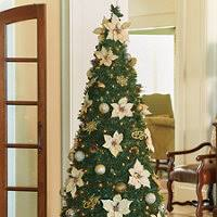 Versailles Pull Up Christmas Tree 6 1 2