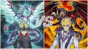 Yuma Tsukumo Deck Manga kite tenjo vs jack atlas accurate anime deck ygopro duel