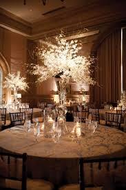 Tall Elegant Wedding Centerpiece With Lighting Image 19 Of 30