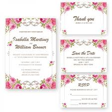 Cheap Fabulous Floral Rustic Wedding Invitation WIP032