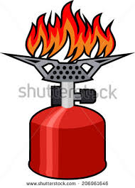 28 Collection Of Gas Stove Clipart Black And White With Fire