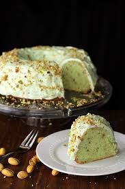 Homemade Pistachio Pudding Cake The Kitchen Magpie