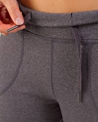 lululemon still pant tall heathered coal lulu fanatics