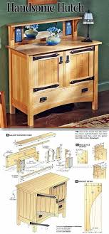 726 Best FURNITURE PLANS Images On Pinterest