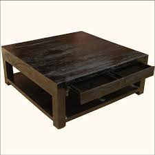 build your room around our contemporary mission style coffee table