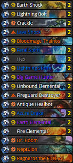 deck guide legend overload shaman by simplexity 2p com